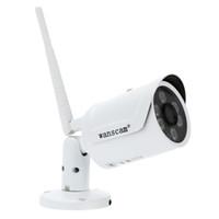 Wholesale Wanscam FTP Motion Detect P2P ONVIF Megapixel HD b g n Wireless Wifi IR CUT Waterproof IP Camera