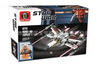 Wholesale WARS legao Star Wars STAR piled building blocks A