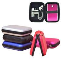 """Nouveautés 2.5 """"Bag Organizer Disque dur externe Carry Case Cover main Pouch Protect externe WD HDD BX170 Livraison gratuite"""