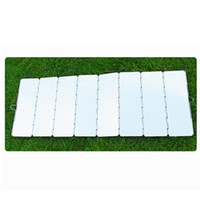 bbq board - Aluminum Alloy Wind Deflector Pieces in Outdoor Stove Barge Board Ultralight Picnic BBQ
