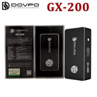 Cheap Adjustable Mechanical mod Best   DOVPO GX200