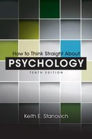 Wholesale 2015 New Book How to think straight about psychology