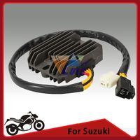 Wholesale Motorcycle Voltage Regulator Rectifier Black for Suzuki Marauder VZ800 order lt no track