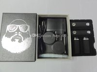 Wholesale 2015 newest Action Bronson Micro portable herbal vaporizer set series for e cig kits