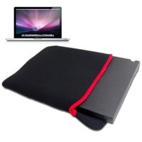 Wholesale Black Sleeve Carry Case Bag Cover for inch quot Macbook Pro for Notebook for Laptop CAS_90W