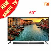 Wholesale Original New Xiaomi TV quot Inches Smart TV English Interface LG Screen Real K Ultra HD Quad Core Household TV