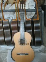 Wholesale Gm630a pine single rose wood classical guitar martini