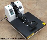 Wholesale Fashion Advanced Perfect T shirt Heat Machine Heat Press Printing For Digital Imag DIY Tshirt Mouse Pad Phone Cover Etc