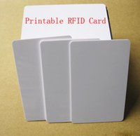 access card printer - Best Quality ID Access Control Card With TK4100 Chip ID Card KHZ RFID Printable Cards For Canon Epson Printer On Sale