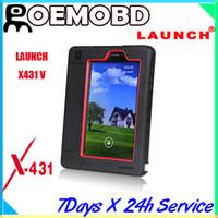 Wholesale Global Version LAUNCH X431 V X431 PRO Update online X V multi language scanner X431 Pro X431 Master IV Diagun
