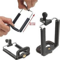 Wholesale Tripod Stand Bracket Adapter Mount Holder for Smartphone Cell Phone Camera