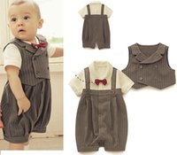 baby boy christening outfits - 2014 M Baby Boy Wedding Special Occasion Christening Tuxedo Suit Outfit Vest