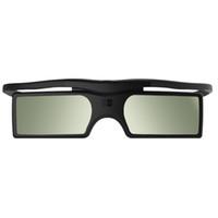 3D TV Vidrios activos del obturador del proyector para Epson / Samsung / SONY / SHARP Bluetooth G15-BT Bluetooth Gafas 3D DHL V850
