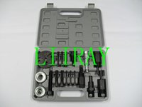 auto clutch repair - Automotive air conditioning compressor clutch bearing removal tool sucker Rama Tools Auto ac compressor repair tools