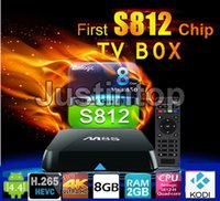 air tv app - M8S GB RAM DDR3 OTT TV BOX Android KODI App Pre installed IPTV Google Streaming Media Player Fly Air Mouse U1 MINI Keyboard Remote
