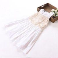 Cheap Girl lace dress Best 8 sizes Summer crochet dress
