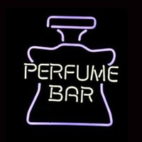 bar bottle display - 17 quot x14 quot Perfume Bar Bottle Logo design Real Glass Neon Light Signs Bar Pub Restaurant Billiards Shops Display Signboards