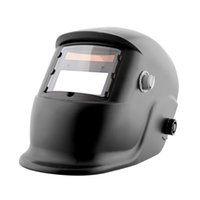 Wholesale 2015 New Tech Solar Auto Darkening Welding Welders Protective Helmet Tig with Grind Mode Skull Big Eyes JQF Best Price