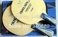 Wholesale 1pcs NEW Butterfly light table tennis racket ping pong bat TAMCA ULC Carbon ISHLION CS22400 FL34901 FAST long and short handle