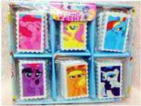 Wholesale My Little Pony erasers Christmas gift School Supplies DHL Eraser Stationery Snow Queen Rubber kids Love shape erasers TOP