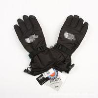 Wholesale High quality Men women waterproof skiing gloves windproof snowboard gloves winter outdoor snow sports warm gloves snowmobile ski glove