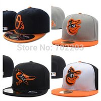 mlb caps - Baltimore Orioles MLB Baseball Cap Embroidery Front Logo Altenate O a on field Fitted Hat