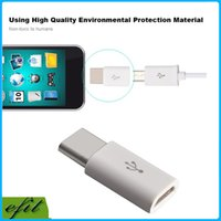 apple mackbook - Micro USB To Type C USB Converter Head Adapter For MackBook Letv S Nokia N1 Google Chromebook MEIZU Pro5 OnePlus