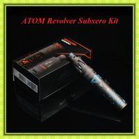 atom battery - Newest Kit ATOM Revolver Subxero Kit ASSASSIN Sub TANK Revolver Battery Mod Kit VS Topbox nano Evod mega Kit Istick basic