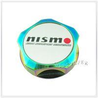 engine oil - JDM Style Multi Colored Aluminium Alloy Engine Oil Filler Cap for Nis san