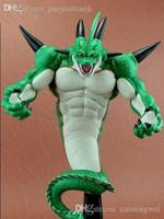 Wholesale Banpresto SCultures Dragon Ball Shenron PVC Action Figures CM Dragon Ball Z Namek Shenron Collectible Model Toy Figuras DBZ