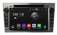 Envío gratuito androide 4.4 pantalla capacitiva 1024 * 600 TV DVD del coche de Opel Vauxhall Vectra Astra H Antara Corsa Zafira GPS