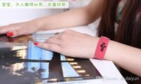 Wholesale 2015 HOT Green Luck Mosquito Repellent Band Bracelets Anti Mosquito Pure Natural Baby Wristband Hand Ring IN STOCK
