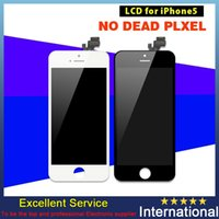 Wholesale 100 High Quality Guarantee LCD Display With Touch Screen Digitizer Assembly For iPhone s Black