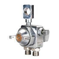automatic air spray - Valianto WA C1 Pressure Feed Automatic Spray Gun air hydraulic riveter tools Silver Nozzle Size mm