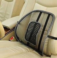 Wholesale Car Seat Office Chair Sofa Cool Cushion Lumbar Back Brace Pillow