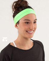 Wholesale High Quality LULU Women Head Accessories Yoga Lemon Headband Valentine s Day Gift
