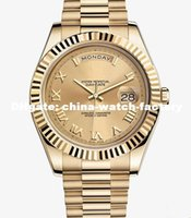 daydate - High quality golden mens new arrivel Automatic Mechanical Wrist Watch mm gift daydate