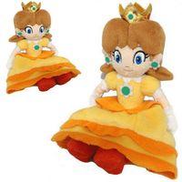 mario bros toy - Super Mario Bros Plush Princess Peach Daisy inch Soft Doll Toy Cute Xmas Gifts