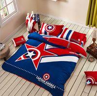 Cheap 100% Cotton bedding sets Best Woven Home cotton bed sets