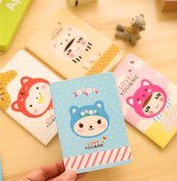 accounting week - Cute Girl Notebook Suture Notepads Agenda week plan Diary Day planner Journal Record Stationery office School supplies