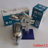 painted furniture - Japan Iwata spray gun W G Iwata airbrush Iwata airbrush paint furniture paint spray gun