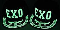 Cheap Free shipping! 2015 Korean Style Noctilucous Snapback Gorras Baseball Cap Planas Touca Unisex Maple Leaf Printed Snapback Caps Hats