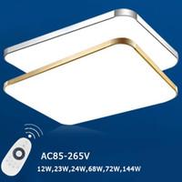 Wholesale 2015 Modern led ceiling light Home Livingroom Bedroom led Ceiling Lamps Energy saving Hot sell Drop shipping