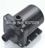 Wholesale V Mirco Brushless dc pump Micro hot water pump Corrosion proof Low nise For Garden fountain Aquarium