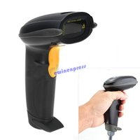 bar code portable - Portable USB Handheld Laser Barcode Bar Code Scanner Decoder Reader USB Cable for Warehouse POS EPOS