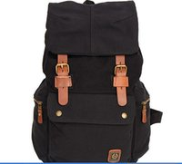 Wholesale 2015 preppy style School Backpacks boy outdoor packs Canvas Backpacks