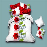 Cheap Polyester / Cotton bedding set Best Printed Home Bed linen