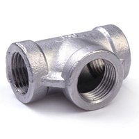 Wholesale 1 inch Stainless Steel Pipe Fitting Threaded Biodiesel Way