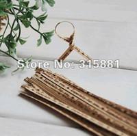 Wholesale Kraft Paper Especially for you metallic twist tie cm