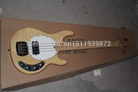 bass guitars for sale - Hot Sale High Quality Ernie Ball Musicman Music Man Sting Ray Strings Electric Bass Guitar In Stock